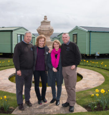 Successful Five Star Caravan Park Business is Kept in the Family