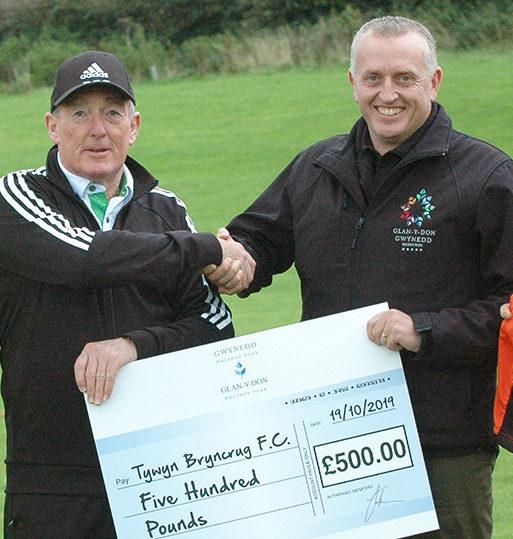 Gwynedd Park Supports Tywyn Bryncrug FC