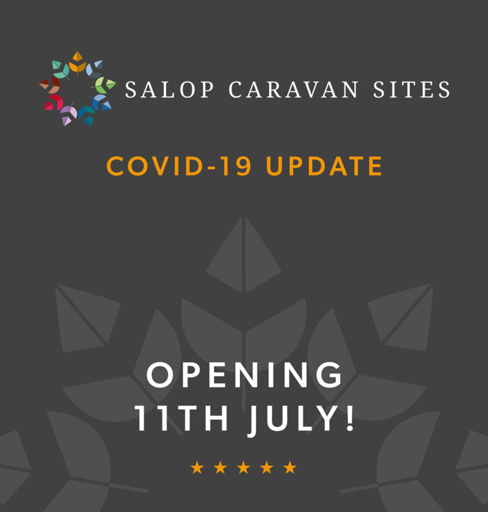 Salop Caravans Sites and Bywater Leisure Parks – Welcoming Our Owners Back on Park
